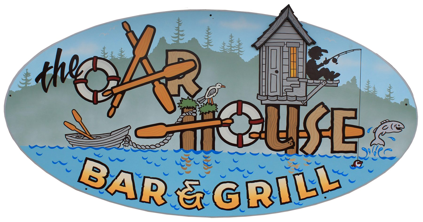 The Oar House Bar and Grill